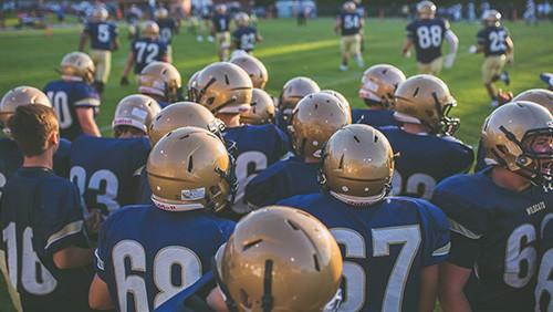 Hayden football team