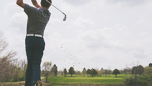 Hayden golfer