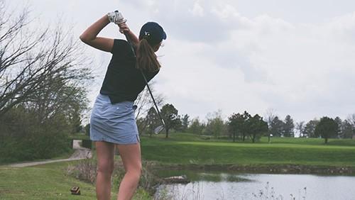 Hayden girls golf